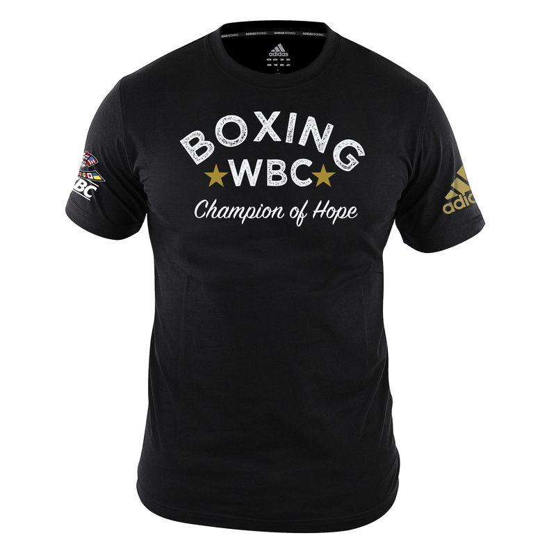 WBC Boxing T-Shirt - black