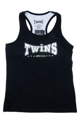 Twins Top - Girl  / tsb-1 black – image 1