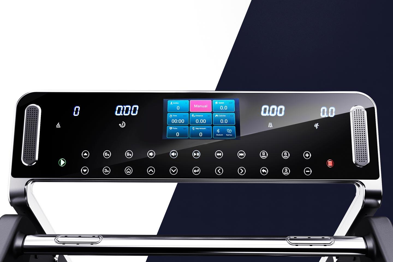 Laufband TM 5000S: Alle Möglichkeiten auf einen Blick