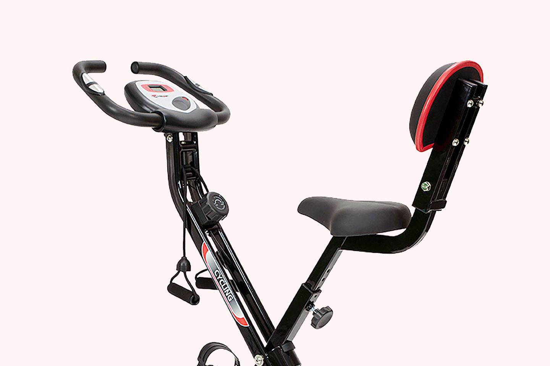 Klappheimtrainer X3 Bike: Hoher Komfort und maximale Sicherheit beim Training