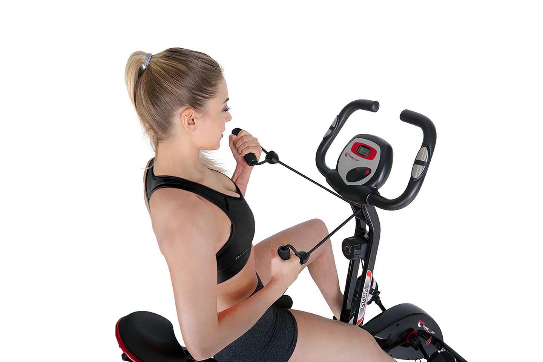 Klappheimtrainer X3 Bike: Variabel beim Training