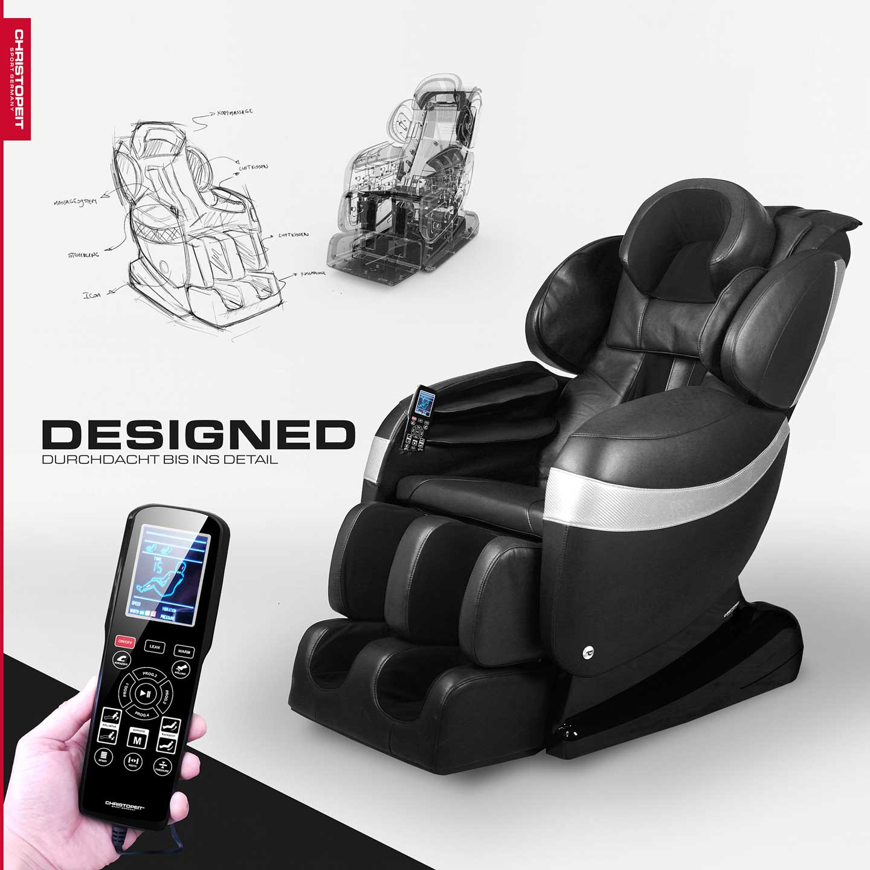 Massagesessel MS 11.0: Design