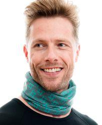 Hilltop Multifunktionstuch, Halstuch, Sporttuch, Schlauchtuch, Kopftuch, Schal, Cooles Design in Trendfarben, für Damen und Herren 001