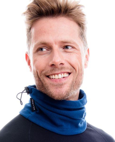 Hilltop Polar Multifunktionstuch, Herbst & Winter Schal, Halstuch, Motorradmaske, Gesichtsmaske, Halswärmer, mit Kordelzug, 100% Fleece, für Damen und Herren – Bild 6