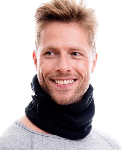 Hilltop Polar Multifunktionstuch, Herbst & Winter Schal, Halstuch, Motorradmaske, Gesichtsmaske, Halswärmer, mit Kordelzug, 100% Fleece, für Damen und Herren – Bild 8