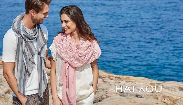 Halstuch Herren, Herrenschal, Hochwertiger Marken Schal, hergestellt in Italien, Geschenk für Frauen und Männer – Bild 3