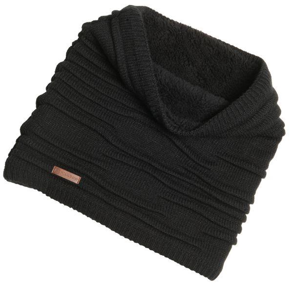 HILLTOP – Winter Set für Mann und Frau / warmer Schal mit Teddy Fleece und passende Mütze / verschiedene Farben – Bild 2