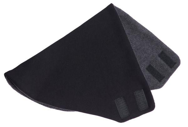 Hilltop Design Polar Bandana mit Fleece / Dreieckhalstuch doppellagig mit Klettverschluß / Halstuch – Bild 3
