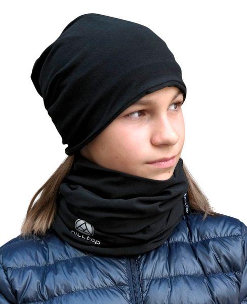 Hilltop Warmer Schal oder Mütze, beides doppellagig, Halsuch, Schlauchtuch, für Herren und Damen, Einzeln oder als Sparset kaufbar – Bild 9