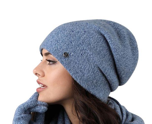 Kamea Novara Damen Mütze Kopfbedeckung Wintermütze Damenmütze  – Bild 1