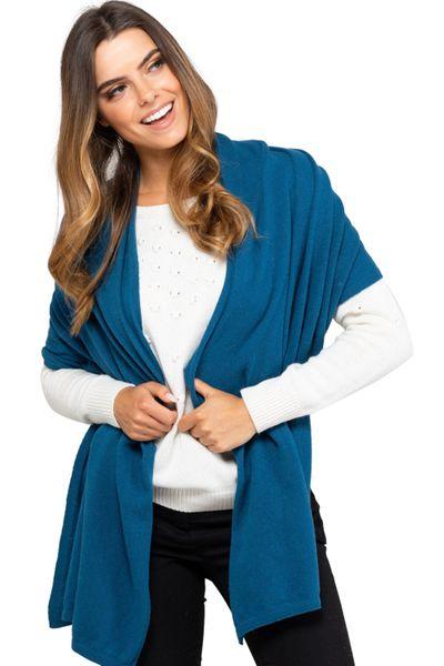 Kamea Damen Schal 80% Wolle, Macerata, Frascati, Gorycja, Herbst und Winter Schal, XXL Schal, Geschenk für Frauen – Bild 17