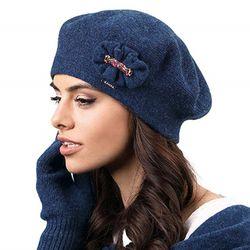 Kamea Pesaro Damen Baskenmütze Kopfbedeckung Herbst Winter  001
