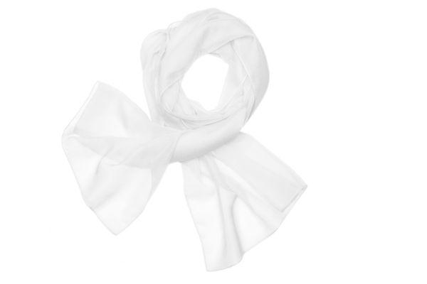 Halstuch Damen / Sommertuch / Chiffon Schal / Tuch für Frühling und Sommer / Ganzjährig - Made in Italy – Bild 16