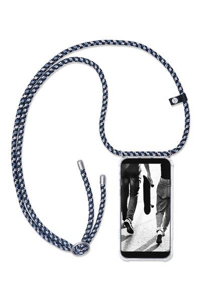 Hilltop Handyhülle mit Band, Handytasche zum Umhängen, Smartphone Handykette Hülle mit auswechselbarer Schnur, Phonecase Necklace – Bild 12