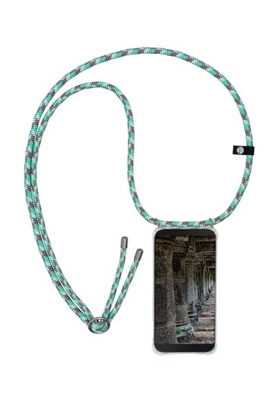 Hilltop Handyhülle mit Band, Handytasche zum Umhängen, Smartphone Handykette Hülle mit auswechselbarer Schnur, Phonecase Necklace – Bild 9
