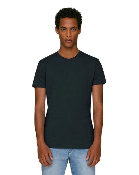 Hochwertiges enganliegendes Herren T-Shirt / slim fit / aus 100% Bio-Baumwolle. Eignet sich hervorragend zum bedrucken. (z.B.: mit Transfer-Folien/Textilfolien)
