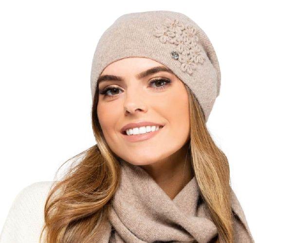 Kamea Damen Mütze Kopfbedeckung Herbst Winter Jaen  – Bild 4