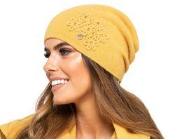 Kamea Damen Mütze Kopfbedeckung Herbst Winter Jaen  001