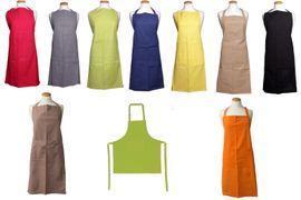 Kochschürze UNI in 9 Farben