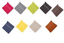 Topflappen in 9 Farben wählbar