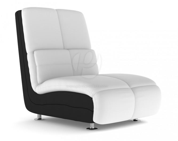 Design Sessel Black&White