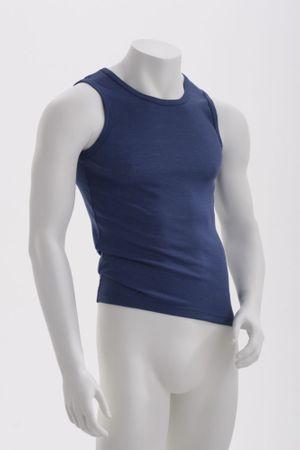 Herren-Unterhemd, ohne Arm