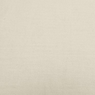 Baumwoll-Trikotstoff natur 80cm breit