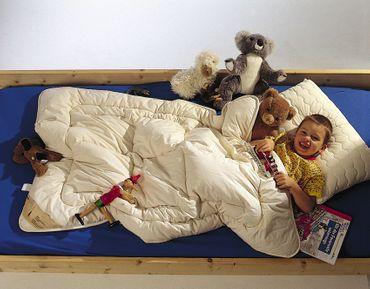 KAPOK Baby-Decken