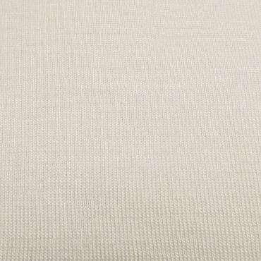 Wolle/Seide-Stoff Feinripp