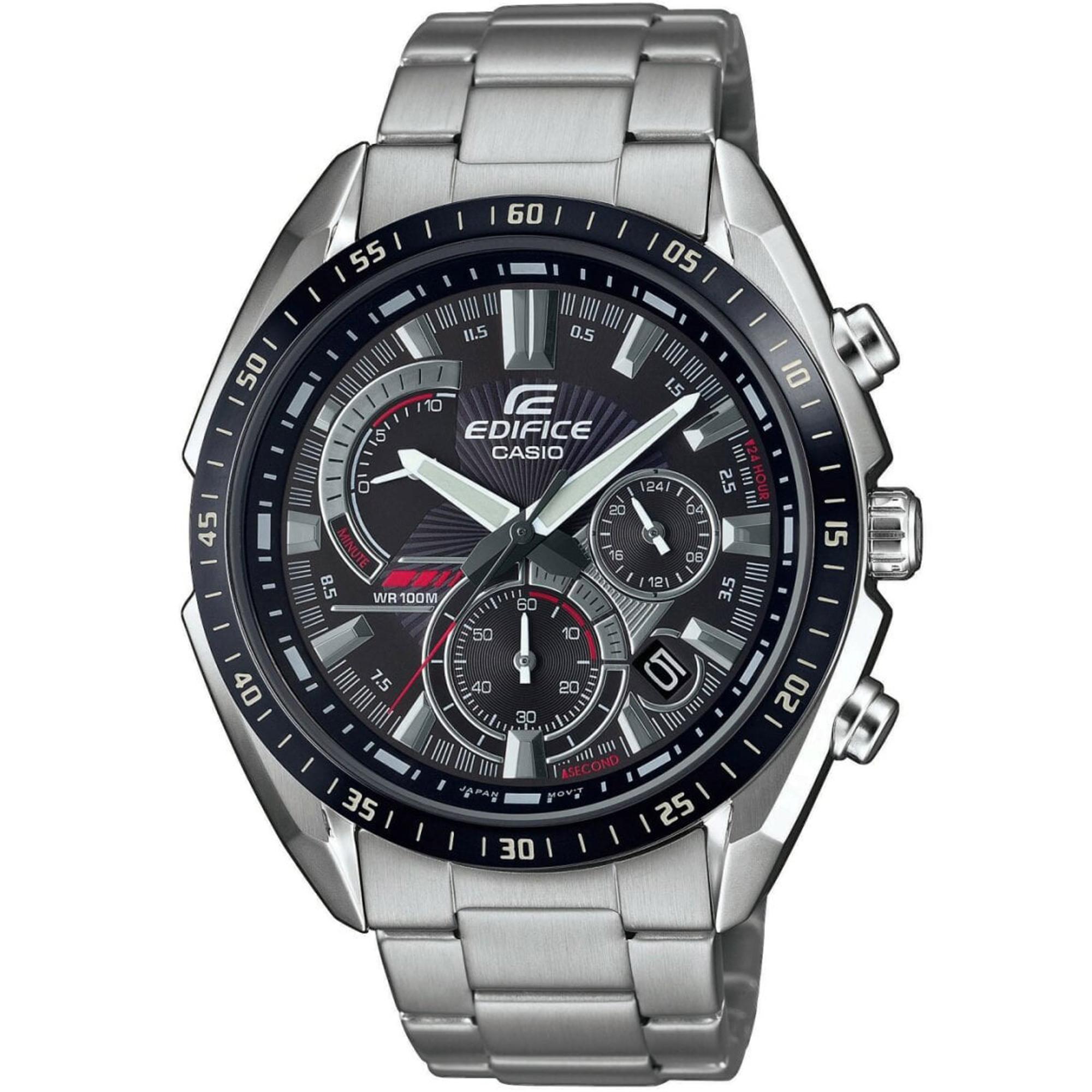 CASIO Edifice Quarz Chronograph EFR-570BL-1AVUEF