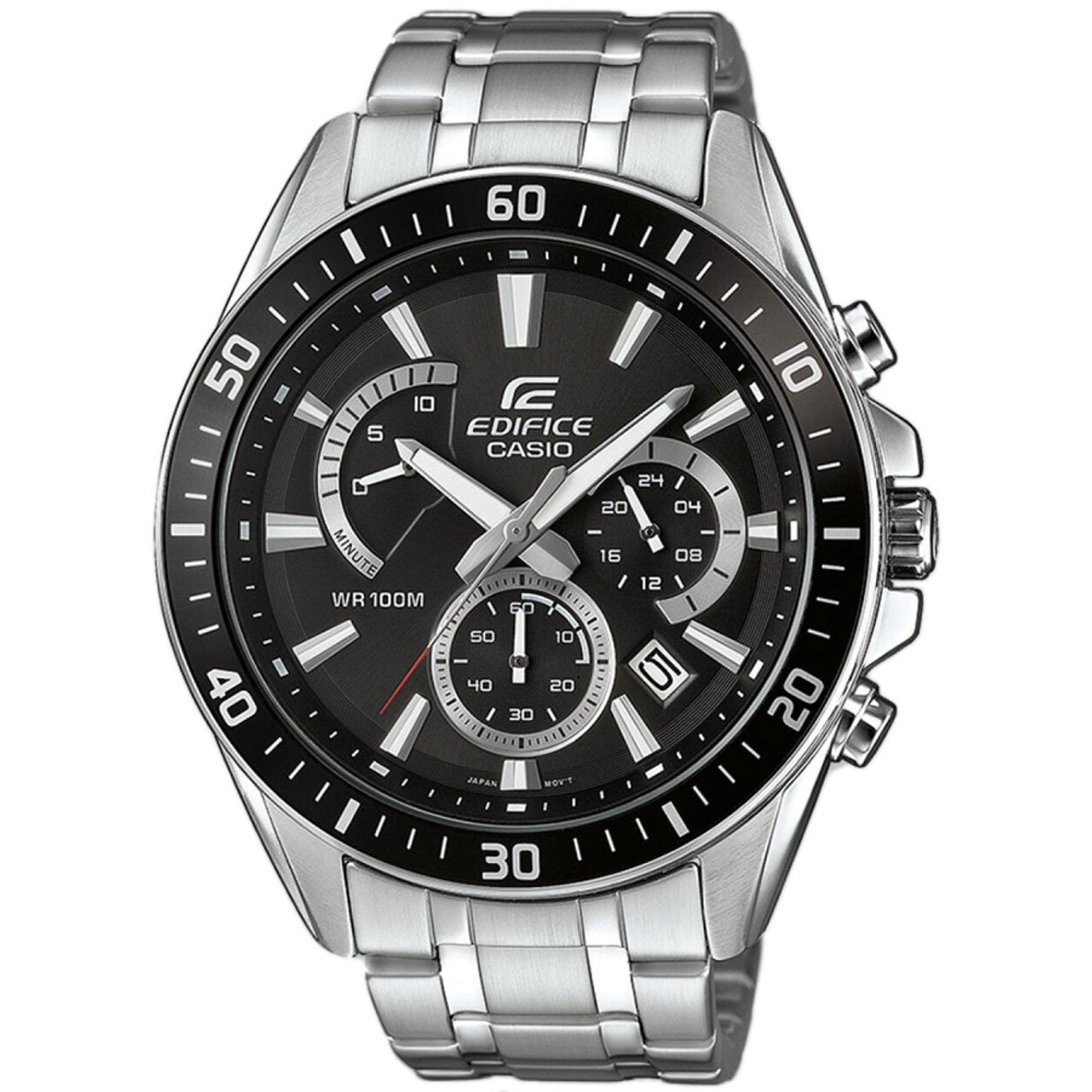 CASIO Edifice Quarz Chronograph EFR-552D-1AVUEF
