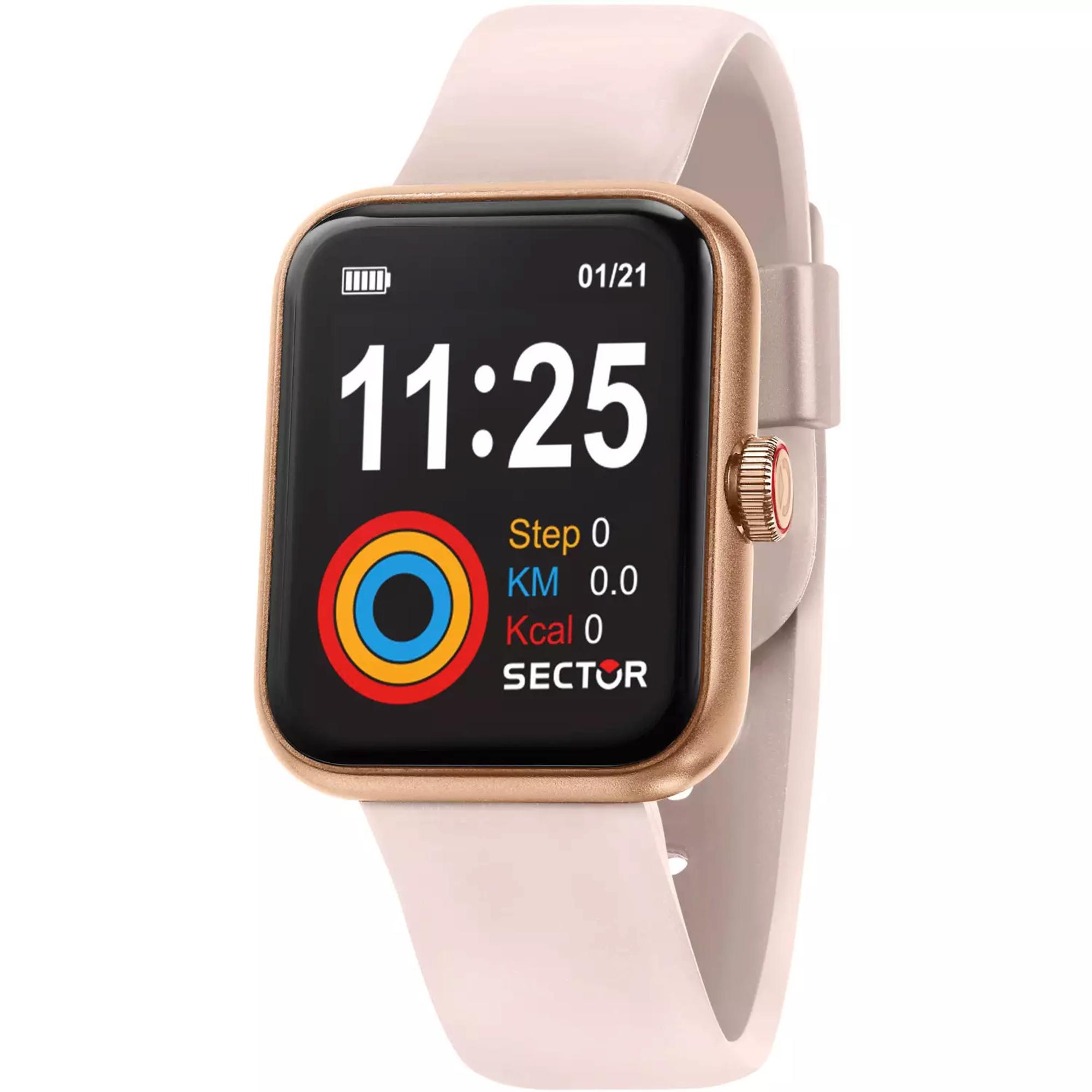 SECTOR S-03 GPS Smartwatch R3251282002