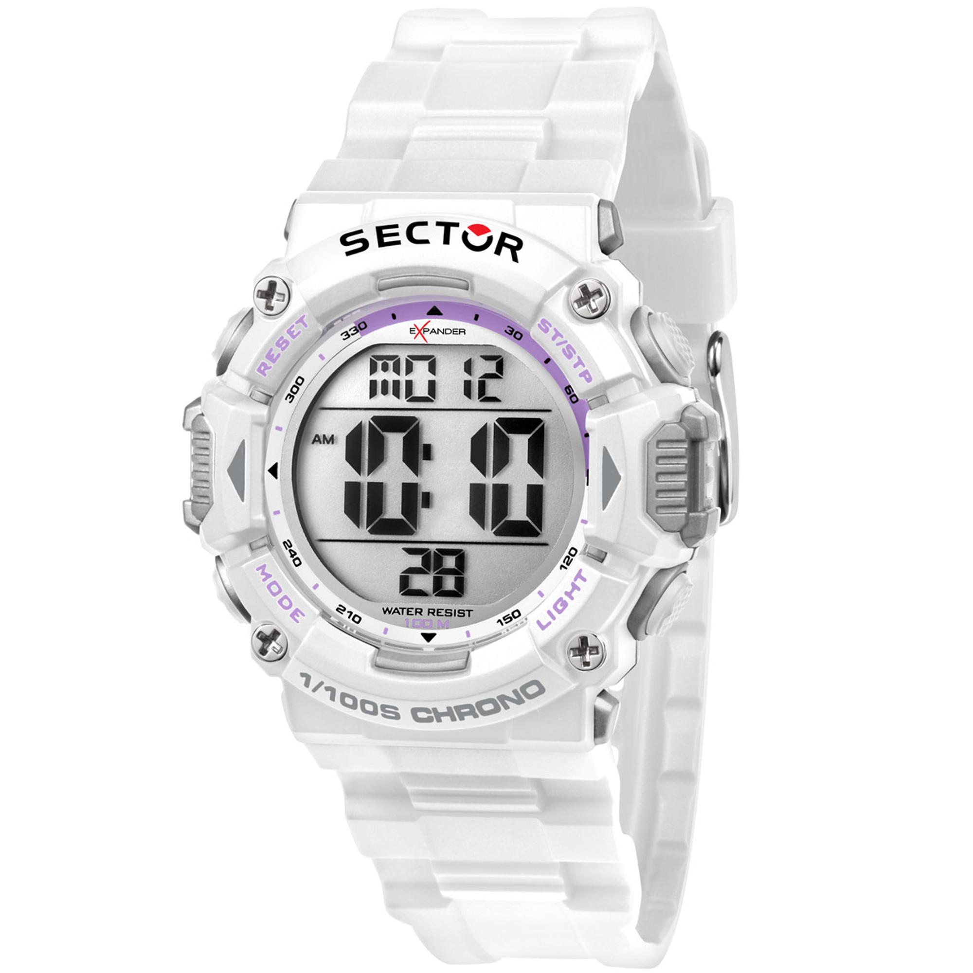 SECTOR EX-32 Quarz Digital Armbanduhr R3251544004