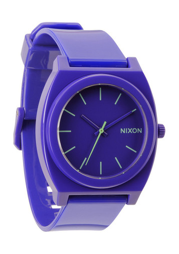NIXON The Time Teller P Uhr Lila – Bild 1