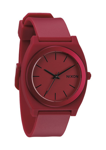NIXON The Time Teller P Uhr Rot Ano A119 1298 – Bild 1
