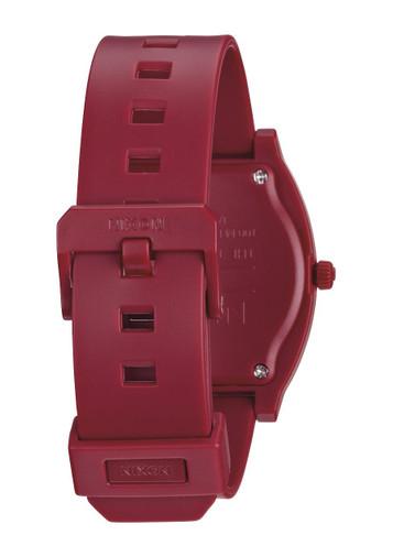 NIXON The Time Teller P Uhr Rot Ano A119 1298 – Bild 3