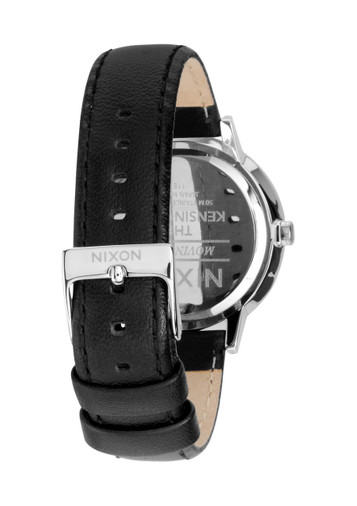 NIXON Kensington Leather Armbanduhr A108 000 – Bild 3