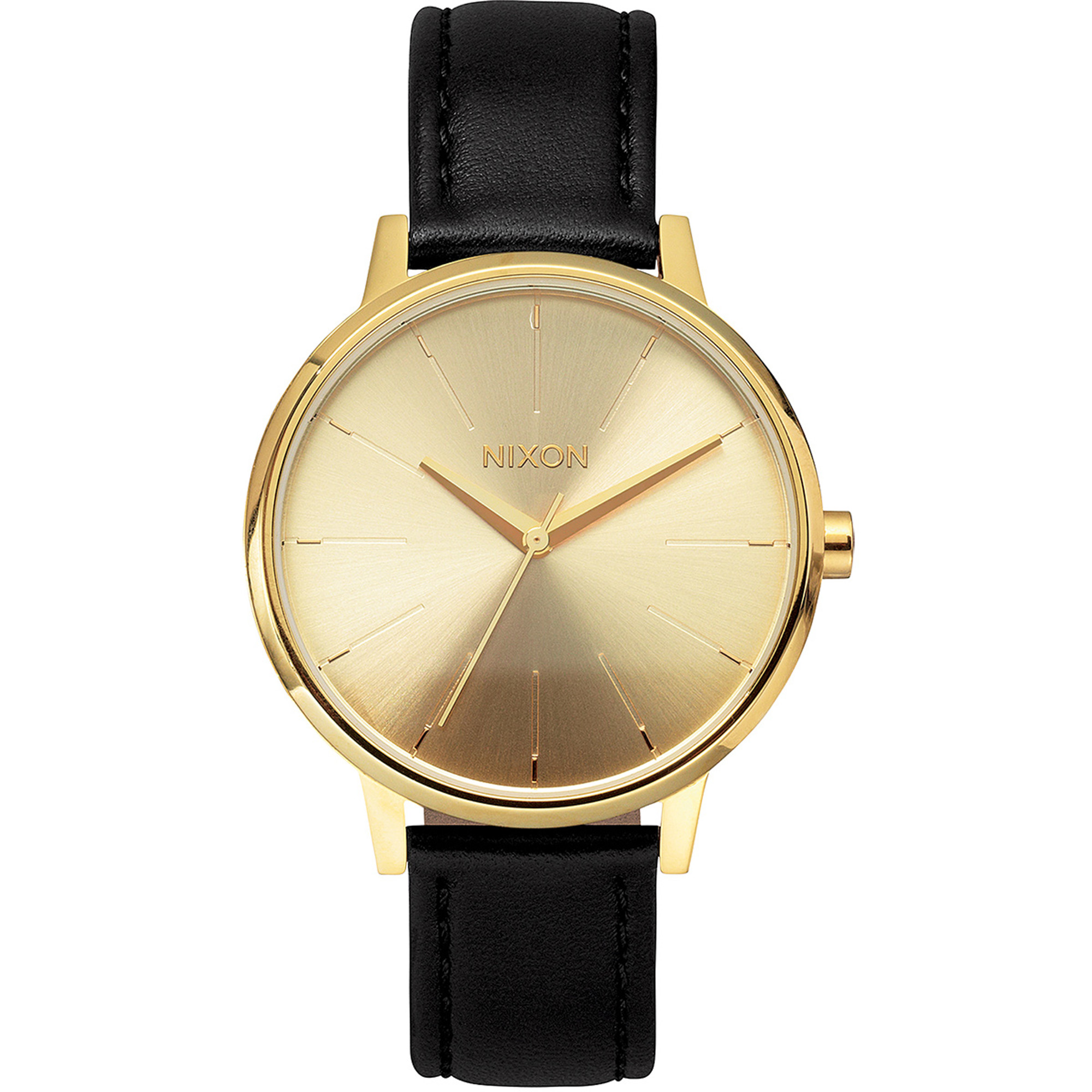 NIXON Kensington Leather Armbanduhr A108-501-00