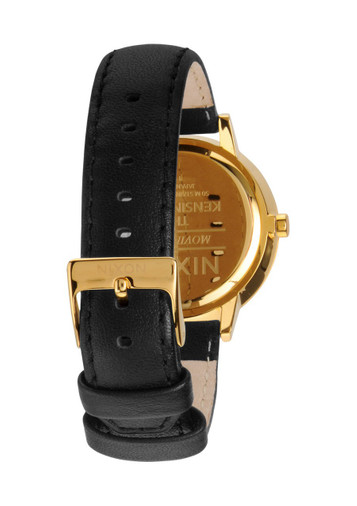 NIXON Kensington Leather Armbanduhr A108-501-00 – Bild 3