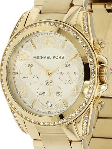MICHAEL KORS Blair Chronograph MK5166 – Bild 2