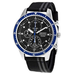 SEIKO Sports Quarz Herrenuhr Chronograph SNDF47P1 001