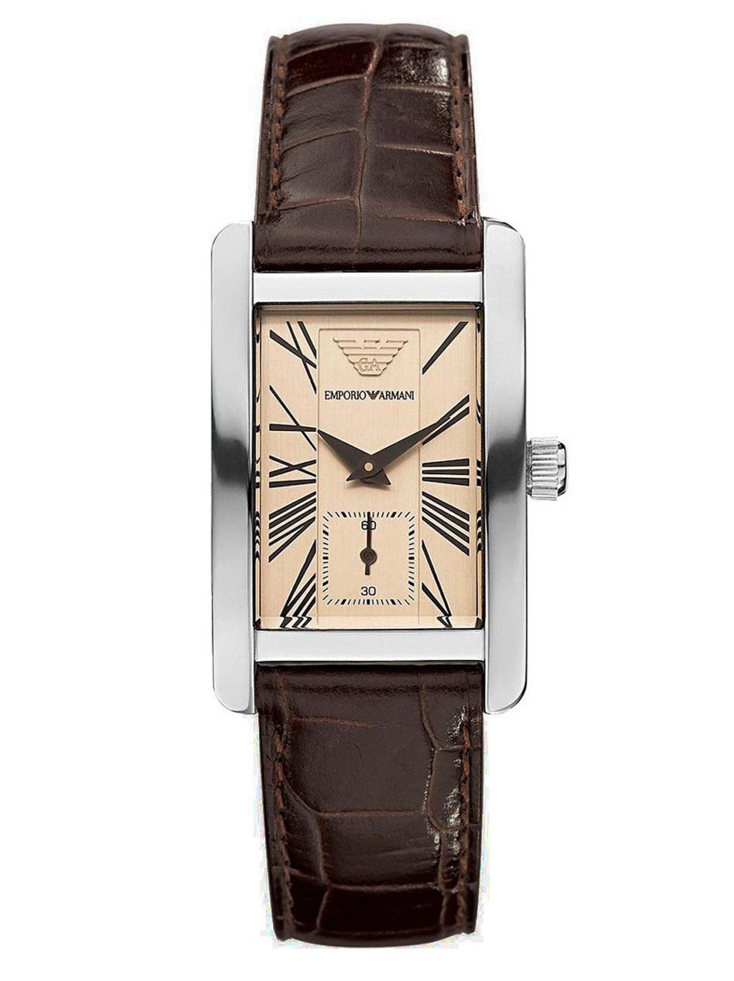 EMPORIO ARMANI Classic Watch AR0155