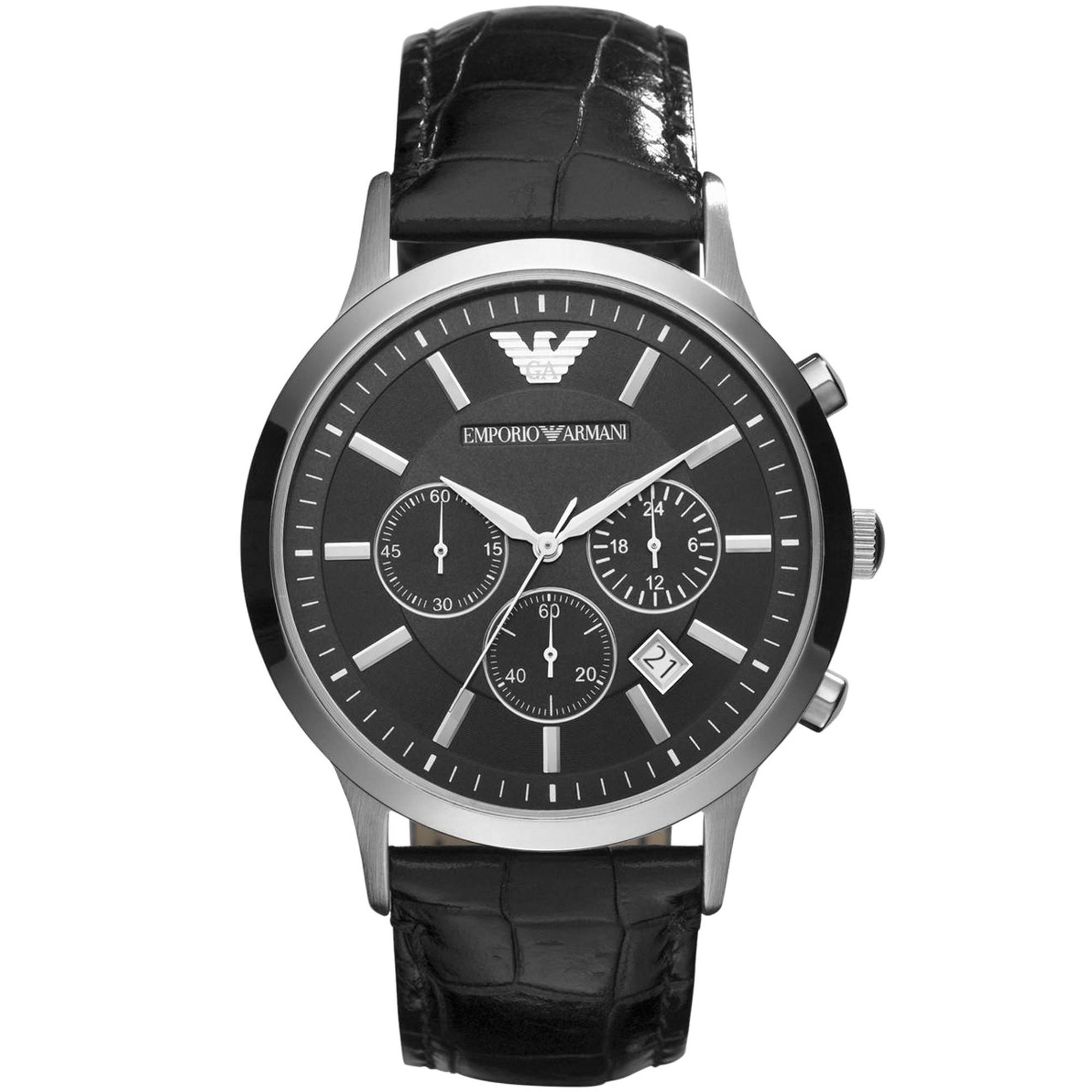 EMPORIO ARMANI Classic Watch Chronograph AR2447