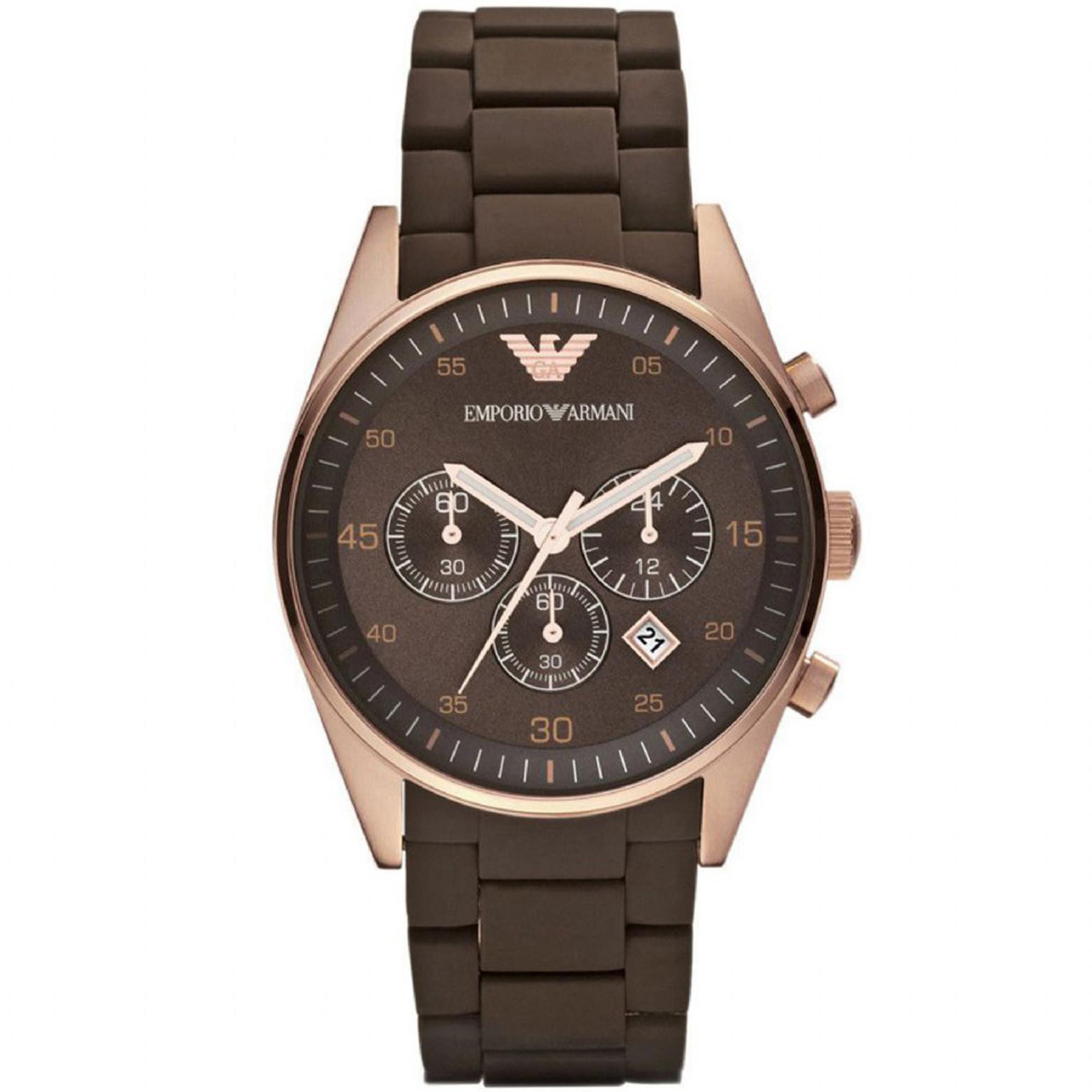 EMPORIO ARMANI Sportivo Watch Chronograph AR5890