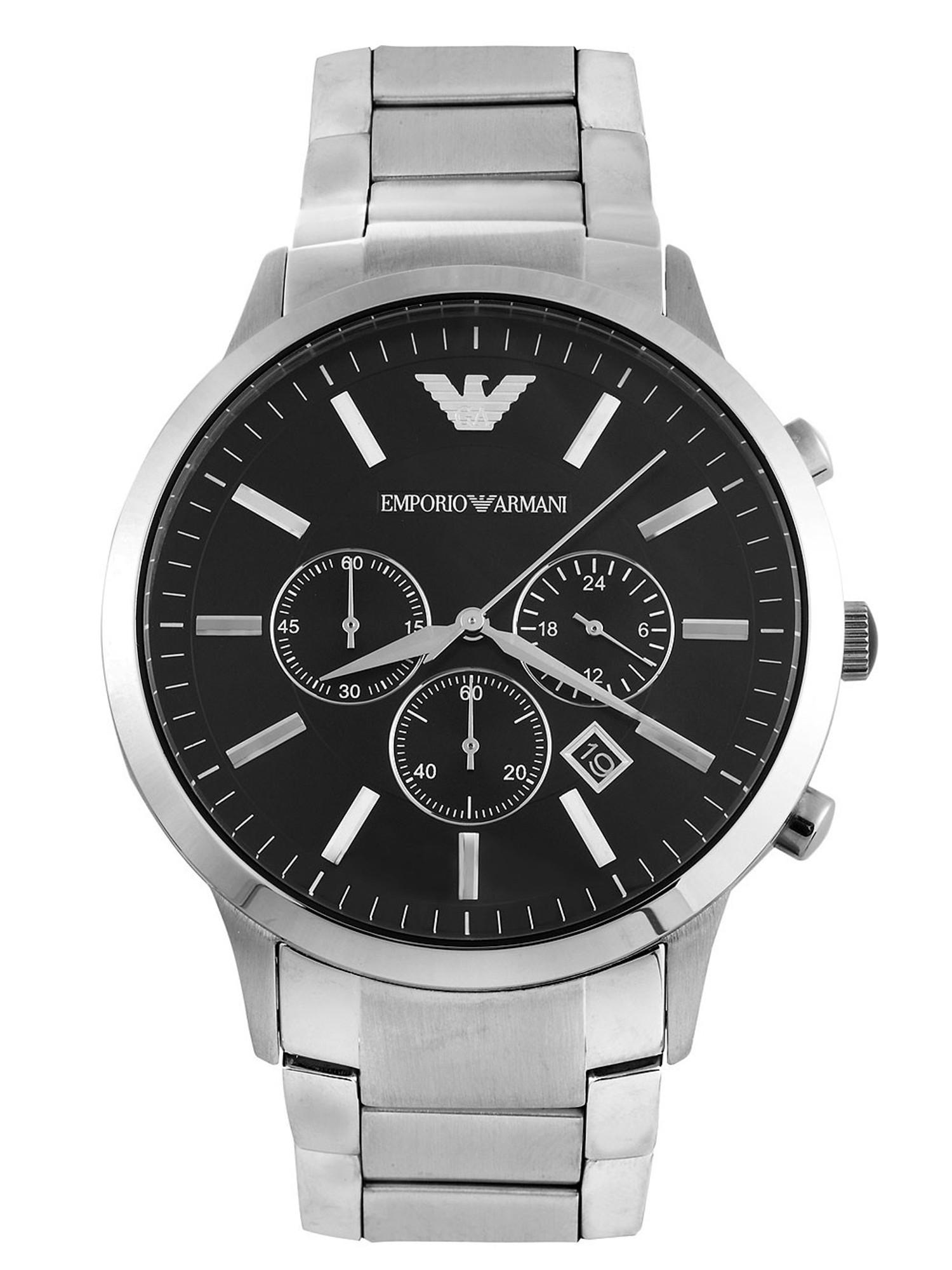 EMPORIO ARMANI Sportivo Watch Chronograph AR2460