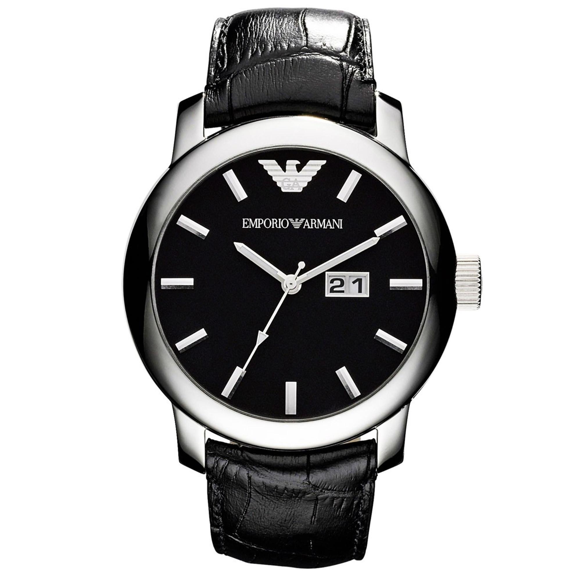 EMPORIO ARMANI Classic Watch Herrenuhr AR0428