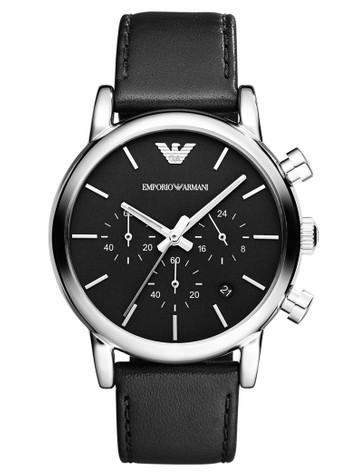 EMPORIO ARMANI Classic Watch Chronograph AR1733 – Bild 1