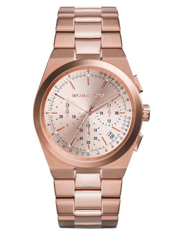 MICHAEL KORS Channing Rosé Chronograph MK5927 – Bild 1