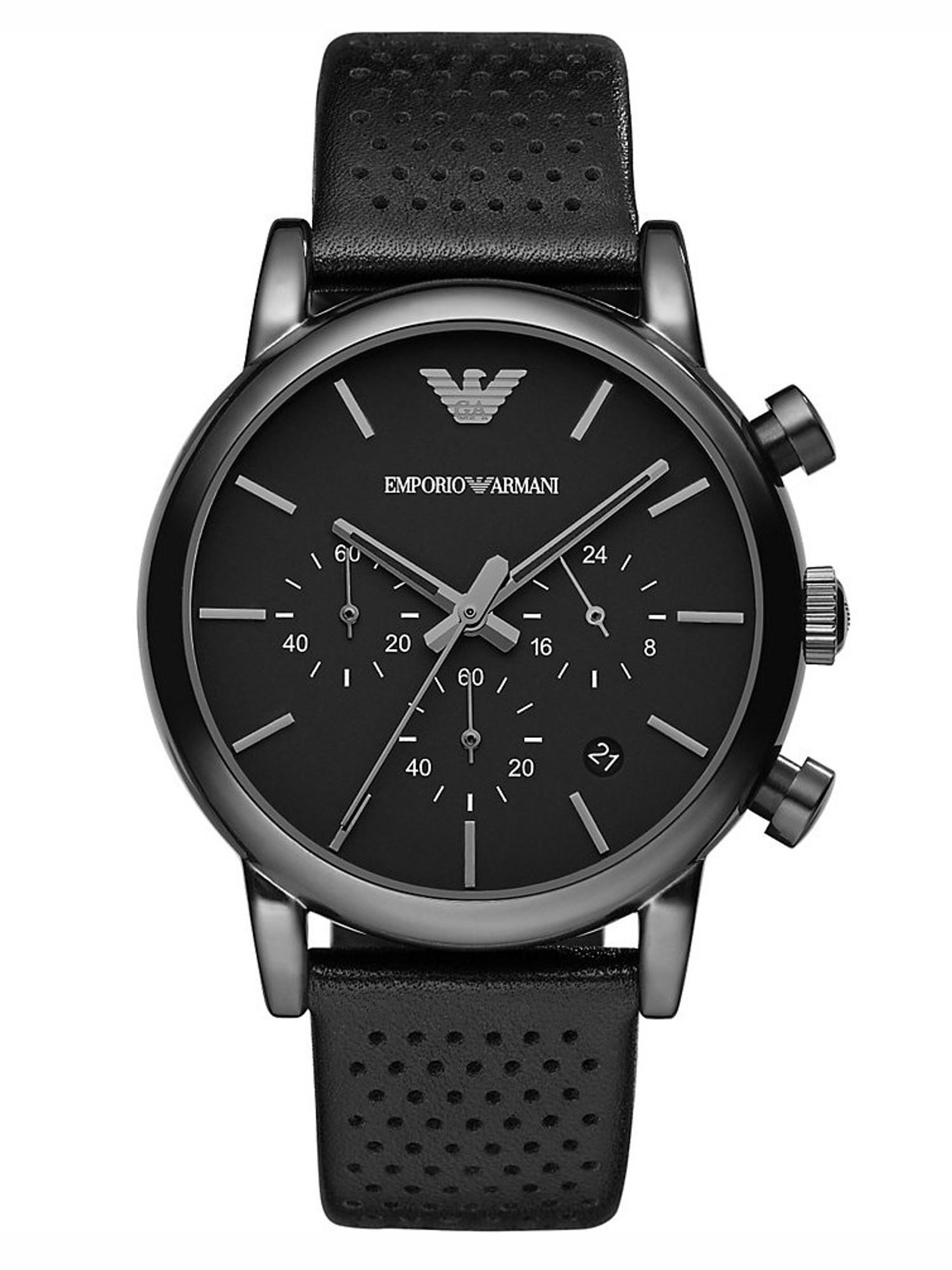 EMPORIO ARMANI Classic Watch Chronograph AR1737