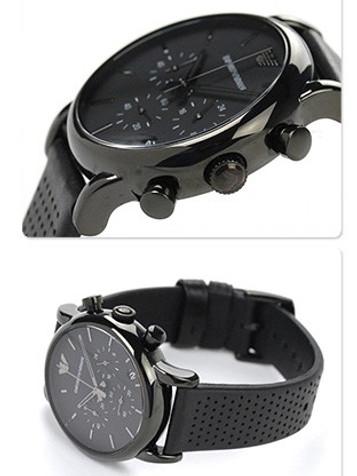 EMPORIO ARMANI Classic Watch Chronograph AR1737 – Bild 3
